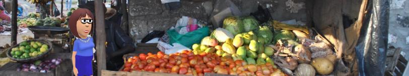 Shopping a Malindi